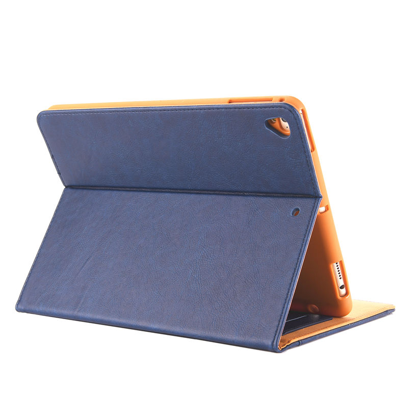 meet 2b047 cbab8 Tablet Case For Ipad 9.7 Inch 6Th Generation 2017 Cover With Pencil Holder  For Ipad Air 1 2 Ipad Pro 9.7 Funda +Film+Pen