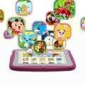 4.3 Polegada CRIANÇAS Tablets Android PC Dual camera WiFi tab presente para o bebê e crianças guia pc 512 MB 4 GB CRIANÇAS tab 7 8 9 10 polegada tablet pc