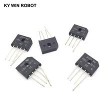 5PCS 35A 1000V DIP-4 diode bridge rectifier KBU3510