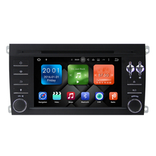 7″ Android Autoradio Headunit Car Radio Audio Sat Nav for Porsche Cayenne 2003 2004 2005 2006 2006 2007 2008 2009 2010