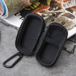 Image 4 - Tragbare Zipper Für Huawei FreeBuds Für Honor Flypods Lite Jugend Versio Beutel Staub/Stoßfest Harte Schutzhülle Lagerung Tasche