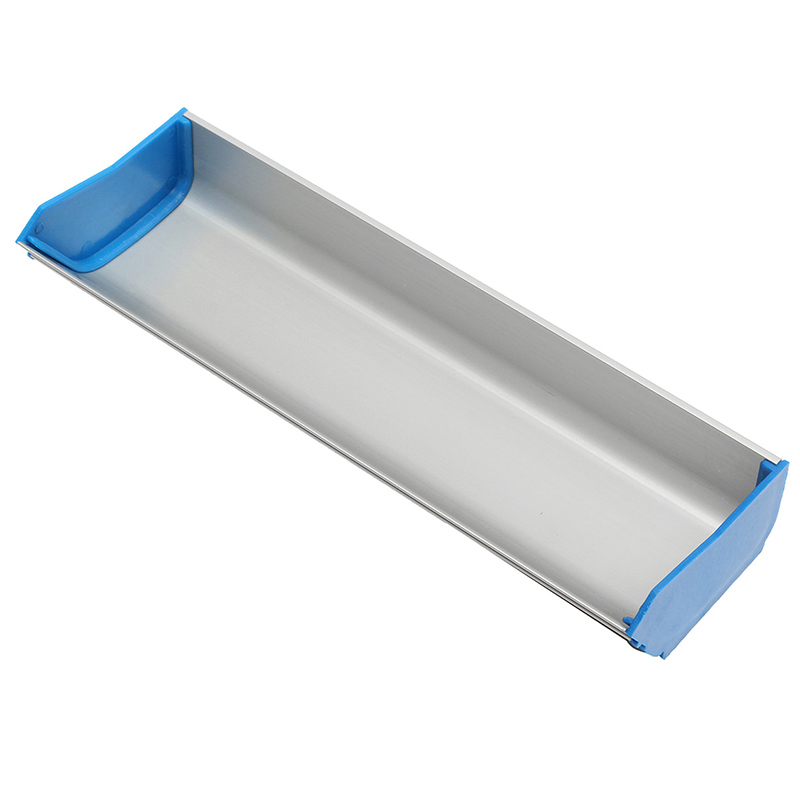 Aluminum Alloy Emulsion Coater 8 Inch 20cm Press Scoop Coater Tool For Silk Screen Printing Sizing Scrape Coating Random Color