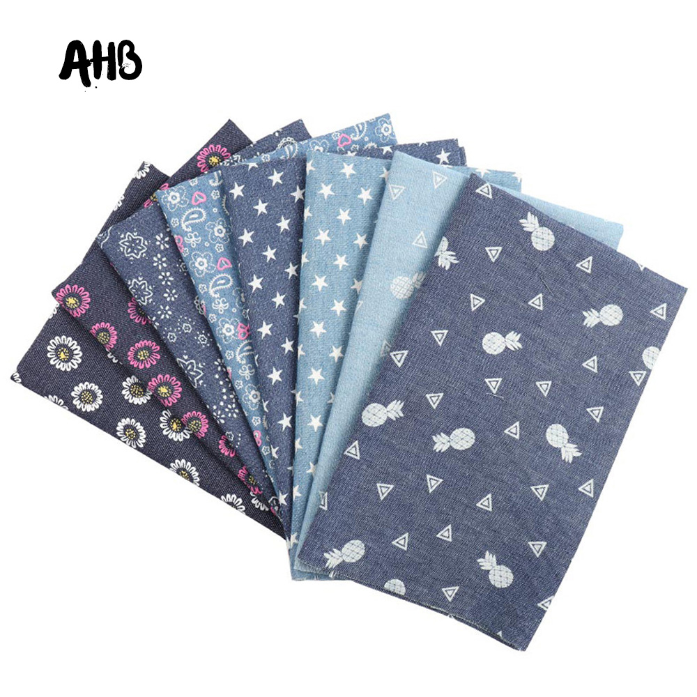 40*50CM Quilting Patchwork Sewing Accessary  Non-woven Felt Cotton Fabric