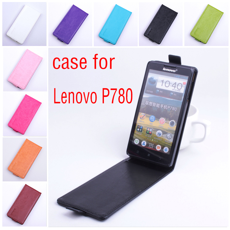 Filp Case For Lenovo P780 P70 P1 P1m Case PU Leather Luxury Retro Phone Cose for Lenovo S1 S60 S580 A536 A328 Cover 9 Color