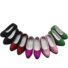 1 Pair High Heel Sandals Shoes for Dolls Accessories Toy Min