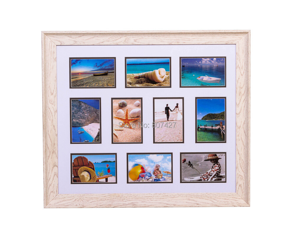 20x24 inch photo frame and 8 multi frames or 50x60cm wall decor family multi frames in frame from home garden on aliexpresscom alibaba group - Multi Picture Photo Frames