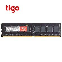 Tigo ddr4 оперативная память для Компьютера Памяти 4GB 8GB 16GB 2400mhz ddr 4 UDIMM для настольных ПК 2666 Мhz