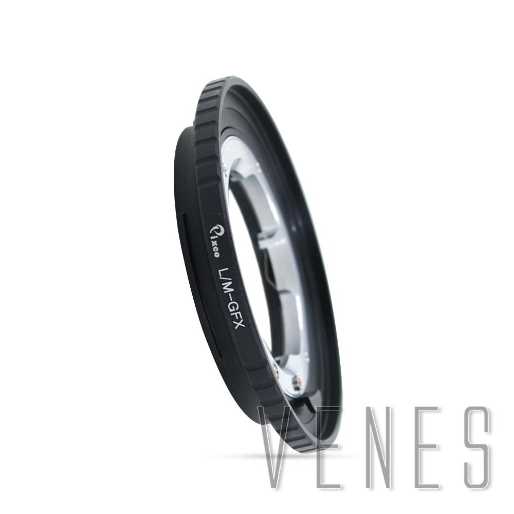 VENES L / M-GFX, anillo adaptador para lentes Leica M para adaptarse - Cámara y foto