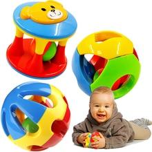 juguetes infantiles bola rodante rompecabezas infantil agarrando la bola bolas de campana de juguete 0-12 meses
