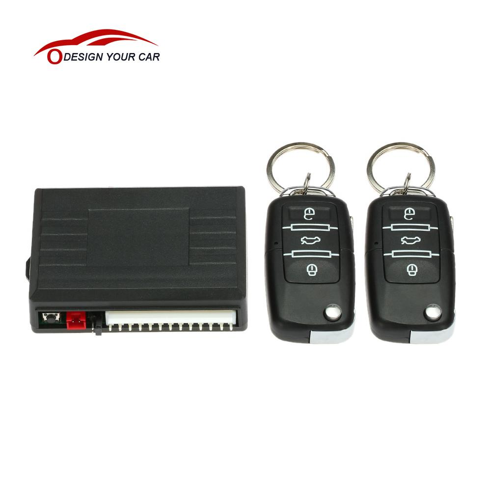 Auto car keyless entry door lock locking system remote for Keyless entry system