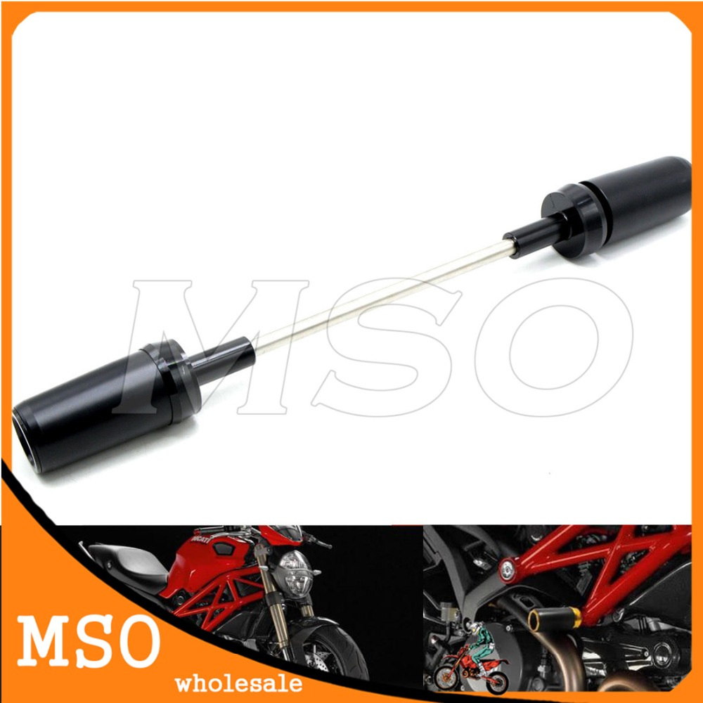 Aluminum Motorcycle Frame Slider Mortorbike Crash Protector For Ducati DIAVEL1200 10-15 Monster S4R S2R 06 07 08Aluminum Motorcycle Frame Slider Mortorbike Crash Protector For Ducati DIAVEL1200 10-15 Monster S4R S2R 06 07 08