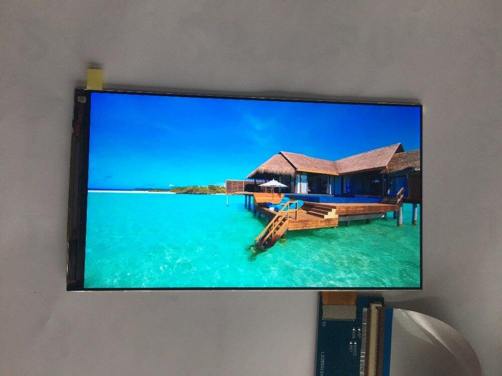 Backlight LCD screen display panel removido para Wanhao duplicador 7 DLP/SLA
