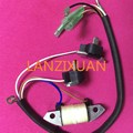 Free shipping parts for yamaha Hidea parsun Pioneer outboard motor 25 hp 30 hp Charging coil and trigger coil assembly