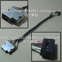Free shipping for HP 11-e011au 14-R020 Notebook Power Interface Power Head