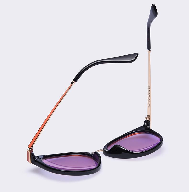 59cba62578 AOFLY Fashion Sunglasses 2018 Newest Cat Eye Sun glasses Oval Mirror  Eyeglasses Women Famous Brand Designer Outdoor Goggle UV400