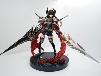 2018 28cm sexy Rage of Bahamut GENESIS Action figure anime game figure action & toy figures PVC Model Collection 1