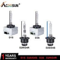AcooSun 9-36 V Xenon ксеноновые лампы D1S D2S D2R D3S D4S D4R ксеноновые лампы 4300 K 5000 K 6000 K 8000 K фар 2 ps 35 W 3800Lm фар автомобиля