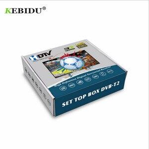 Image 5 - Kebidu M2 DVB T/T2 Satellite Receiver HD Digital TV Tuner Receptor MPEG DVB T2 H.264 Terrestrial TV Receiver DVB T Set Top Box