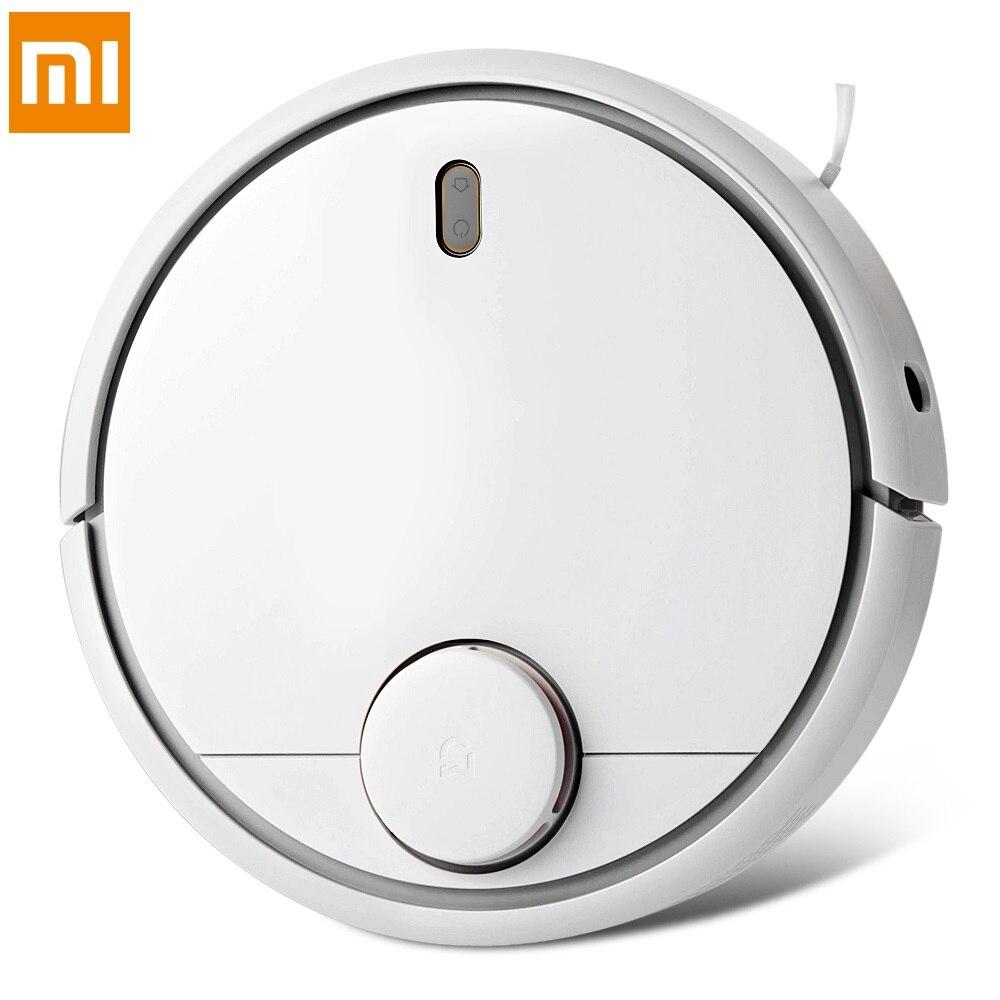 D'origine Xiaomi Roborock Robot Aspirateur 1st Génération App Télécommande 5200 mah Li-Ion Batterie Sans Fil Cleaner Pour La Maison
