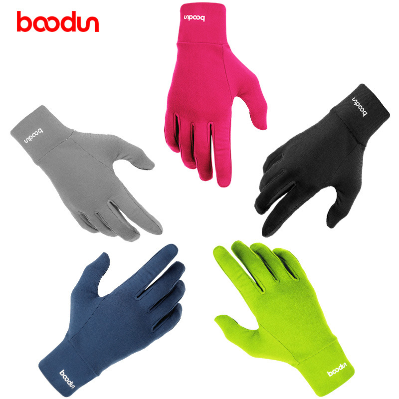 Men Women Winter Touch-screen Gloves Outdoor Sport Skiing Warm Gloves Running Gloves Windproof Multi-function Gym Fitness Gloves