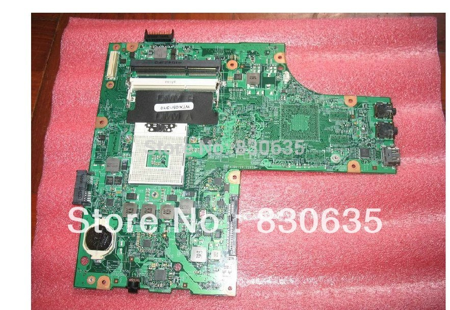 WITH INTEGRATED VGACARD N5010 connect with printer motherboard tested by system lap   connect board цены онлайн