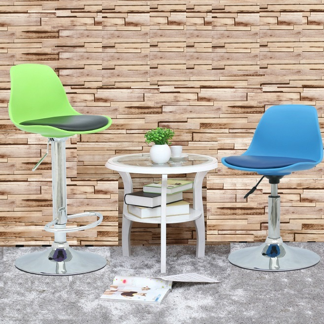 living roon green blue chair tea coffee stool retail hotel meeting room household chair wholesale free shipping