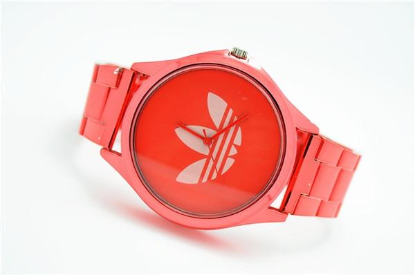 Fashion AD Sport Watch Wristwatch Girl Ladies Clover