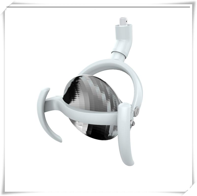Accessoires de fauteuil dentaire lumière LED dentaire de réflectance de lampe dentaire réglable en continu