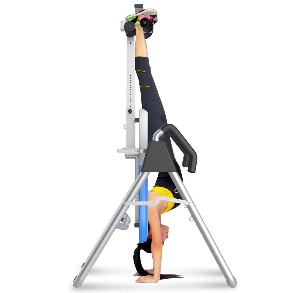 Online color invert picture - Home Fitness Foldable Adjustable Massage Reversal Handstand Inverted Machine 180 Degrees Vertical Handstand China