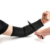 1 шт. черные защитные термостойкие рукава, Защитная повязка на руку, перчатки для защиты на рабочем месте