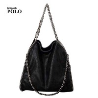 Lowest Price Women Messenger Shoulder Bags PU Falabellas Hobo Clutch Chains Evening Socialite Tote Sac A