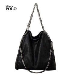 Women Crossbody Bags Falabellas leather Shoulder Bag stella 3 silver chains Bolso Socialite Tote Fashion Sac A Main Lady Torba