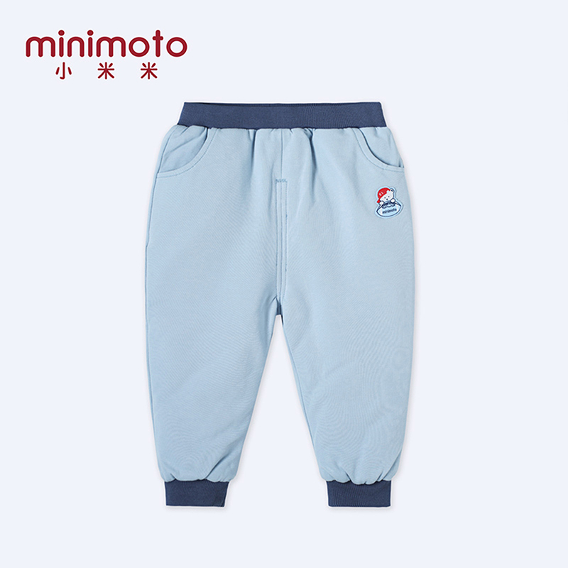 Children Kids Pants Newborn Long Warm Pant Legging Cotton Solid Bottom Sports Baby Boys Trousers Infant Causal Winter Clothes