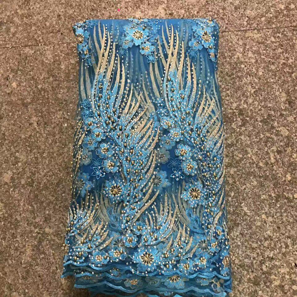 2017 최신 아프리카 tulle 레이스 보라색 나이지리아 스위스 voile 레이스 웨딩 드레스 코드 레이스 fabr에 대 한 고품질 프랑스어 레이스 패브릭-에서레이스부터 홈 & 가든 의  그룹 2