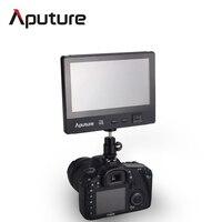 Aputure 7 Inch V Screen Digital Video Monitor TFT LCD Camera Video Monitor HDMI YPbPr On