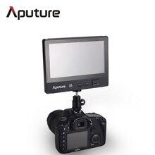 Aputure 7 «pouces VS-1 FineHD Numérique Vidéo Moniteur TFT LCD Caméra Vidéo Moniteur HDMI YPbPr Sur DSLR Caméra cadre ouvert moniteur lcd