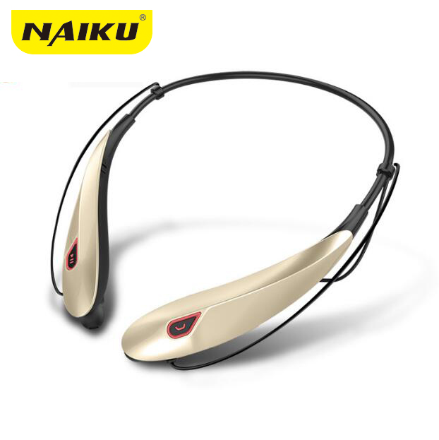 NAIKU Y98 Wireless Stereo Bluetooth Headset Music Headphone Sport Bluetooth Earphone Handsfree In Ear Earbuds MP3 Media Play ...