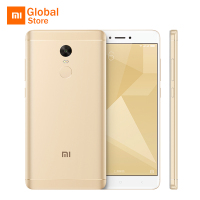 Global Version Xiaomi Redmi Note 4 3GB RAM 32GB ROM Snapdragon 625 Octa Core Mobile Phone 5.5