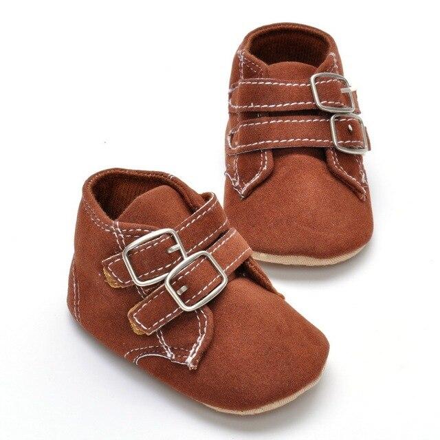 e5a59c95eb Crianças 2015 Meninos Carters Do Bebê Sapatos Primeiros Walker Sapatos Da  Marca Tamanho 4 5 6