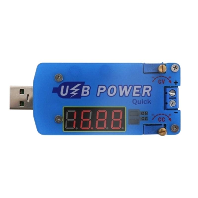 Dc do Dc 15W regulowane usb W górę W dół moc Cvcc Buck Boost regulatora napięcia konwerter na