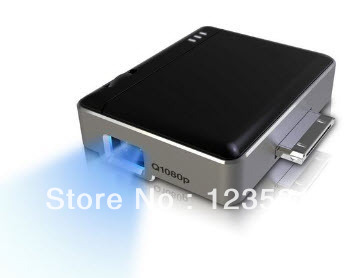 Buy led mini projector for apple iphone for Apple video projector