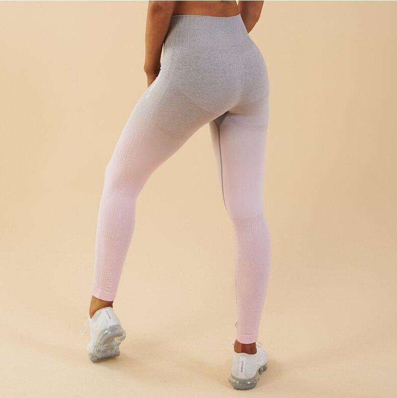Leggings Esporte Yoga Calças Esportivas Aptidão das