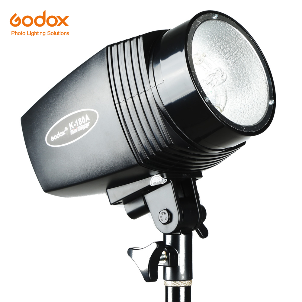 GODOX K 180A Mini Master 180W Studio Strobe Photo Compact Flash Light Lamp