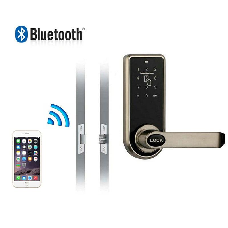 Bluetooth Front Door Lock August Smart Lock Wants To Be