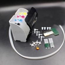 Система непрерывной подачи чернил Универсальный Цветной СНПЧ комплект аксессуары Бак Замена для HP для Canon принтер дрель