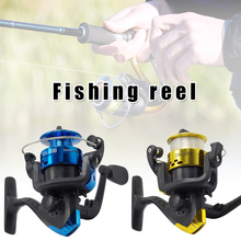 Hot Sale Plastic 3BB Fishing Reel Ultra Smooth Light Weight Fishing Reel Freshwater DX88 цена