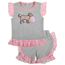 Girl Clothes Summer Outfits Baby Back to School CONICE NINI Kids Boutique for Girls 2GK903-1162-HY