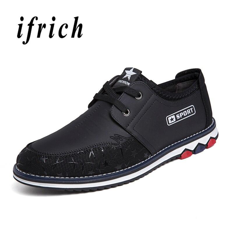Borracha De Up Black Shoes Men Marca blue Calçado Wearable Dos Para Lace Homens Sola Andando Flats Black Sapatos Casuais Blue Calçados Moda Zzqw6R