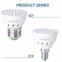 Led Full Spectrum Phyto Lamp E27 Light For Seedlings E14 LED Plants Growth Lamp GU10 UV IR LED Bulb Grow Tent 220V MR16 Indoor