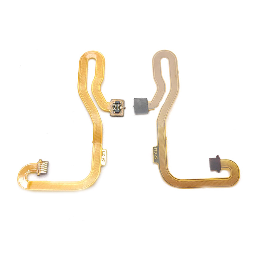 For Huawei <font><b>Honor</b></font> <font><b>9</b></font> <font><b>lite</b></font> <font><b>Fingerprint</b></font> Sensor Scanner Touch ID Home Button Connector Motherboard Flex Cable image